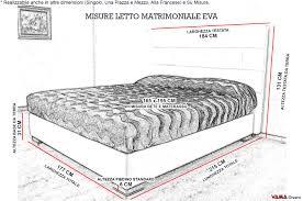 misura standard materasso misure standard materasso matrimoniale con misure materasso