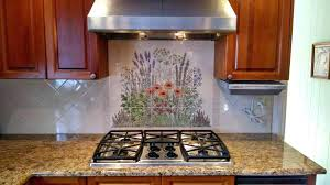 painted tiles for kitchen backsplash painted tile ideas kitchen backsplash tiles subscribed me