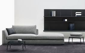 canapé b b italia modular sofa contemporary leather fabric richard b b italia