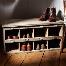 Cubby Storage Bench by Ben Lomond Cubby Storage Bench Culture Vulture Direct