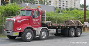 Truckfax Kenworth T800 250 000 Units