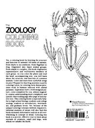 zoology coloring book lawrence elson paperback