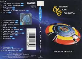Evil Woman Electric Light Orchestra Cassette Album Electric Light Orchestra The Very Best Of Mjm