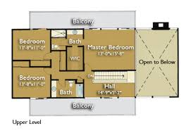 3 house plans modern style house plan 3 beds 2 50 baths 2143 sq ft plan 470 3