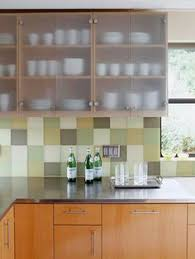 Modern Style Replace Kitchen Cabinet Door With Frosted Glass - Kitchen cabinets with frosted glass doors