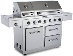 Kitchen Aid Gas Grill by 32 Kitchenaid Outdoor Gas Grill Stainless Steel Grills Cover From