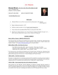Experience In Resume Example by 28 Cv In Resume Self Education Learn Free Excel 2013 For