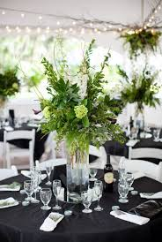 Tall Table Centerpieces by 95 Best Green Leaves Centerpieces U0026 Decor Images On Pinterest