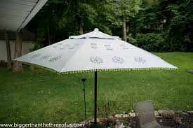 Grass Patio Umbrellas Upcycle An Patio Umbrella To A Beautiful Painted One Hometalk