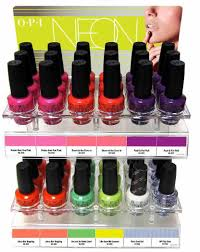 opi releases neons by opi six new neon shades for summer u002714