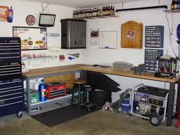 Gladiator Work Benches Do You Build Rather Than Buy A Workbench Archive The Garage