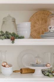 138062 best blogger home projects we love images on pinterest a charming modern farmhouse kitchen decorated for christmas is sure to inspire simple decorating ideas for