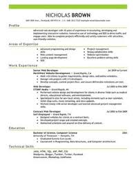 template for a resume 100 resume format for experienced sle template exle of