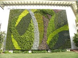 Vertical Garden Walls by Living Wall At Saks Fifth Avenue On Worth Avenue In Palm Beach