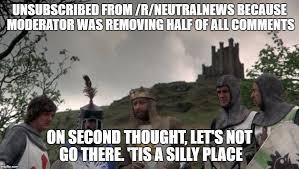 Monty Python Meme - monty python camelot meme generator imgflip