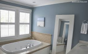 blue and beige bathroom bathroom color best ceiling paint for bathroom ideas also images