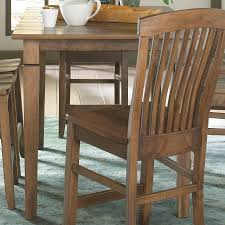 daniel s amish middleton pub table and chair set belfort daniel s amish middleton pub height table