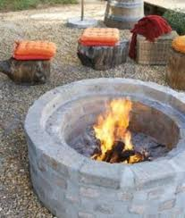 How To Make A Fire Pit With Bricks - 33 diy fire pit ideas diy cozy home
