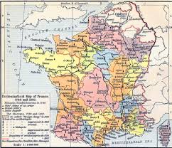 Map Of Northern France by French Revolution Maps