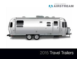 view airstream travel trailers brochures rv literature