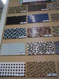 kitchen home depot backsplash tile with simple design and
