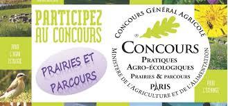 chambre d agriculture du morbihan concours des prairies fleuries mairie de theix noyalo 56