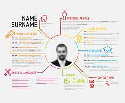 visual resume templates free download doc to pdf infographic resume template free download design prot pinteres 12
