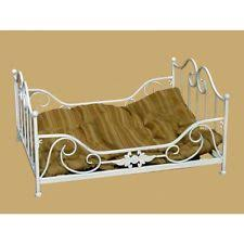 Shabby Chic Dog Bed by Metal Dog Bed Ebay