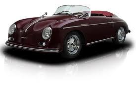 porsche speedster kit car 135681 1956 porsche 356 rk motors classic and performance cars for