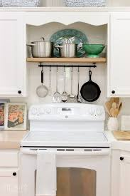 how to use space in small kitchen storage tricks for a tiny kitchen small kitchen organization
