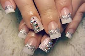 10 acrylic nails designs for weddings mpjy another heaven nails