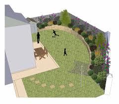 family garden design project 8 family garden new build motif garden design