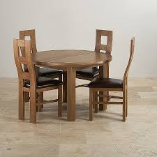 Extendable Dining Table And 4 Chairs Dining Table Unique Oak Extendable Dining Table And Chairs