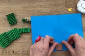 diy christmas pop up card red ted art u0027s blog