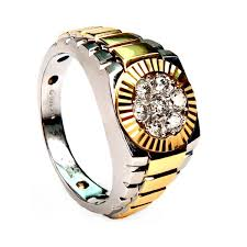 men s rings rolex men s ring