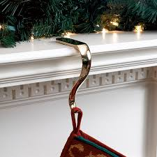 plain brass stocking holder from sportys preferred living