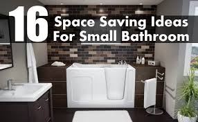bathroom space saving ideas space saving ideas for small bathrooms home planning ideas 2018