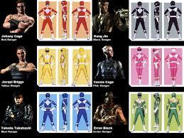 Power Ranger Meme - mighty morphin power rangers mortal kombat by powershade117 on
