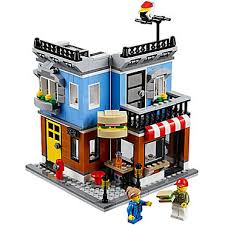 siege social lego corner deli 31050 creator 3 in 1 lego shop