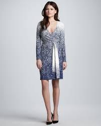 dvf wrap dress diane furstenberg tie waist printed wrap dress