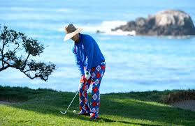 recapping bill murray u0027s busy weekend at pebble beach