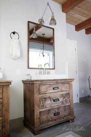 Bathroom Vanity Accessories Bathroom Small Rustic Bathroom Vanity Shelves Decor Wall Sink