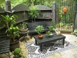 Backyard Space Ideas Impressive On Backyard Patio Ideas For Small Spaces Garden