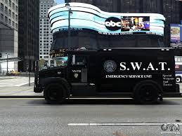 swat vehicles swat nypd enforcer v1 1 for gta 4