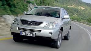 lexus rx 400h se specification lexus rx400h se l auto express