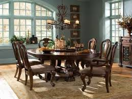 Large Round Dining Room Tables 15 Best Images About Dining Room Tables On Pinterest Round