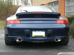 1999 porsche 911 turbo awe tuning exhaust for 1999 2005 porsche 911 turbo gt2 996