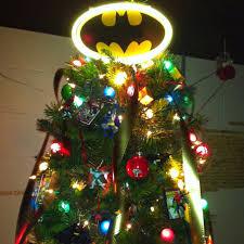 Marvel Christmas Ornaments - batman christmas tree topper christmas2017