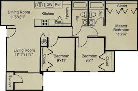 apartment floor plans with dimensions floor plans photos river walk apartment homes