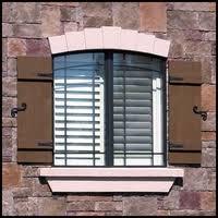 window shutters exterior shutters hooks lattice